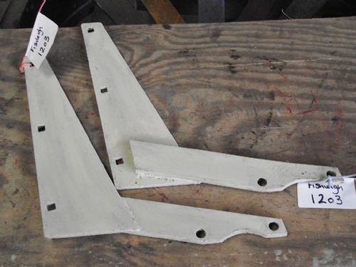 David Brown Front Guard Brackets.
